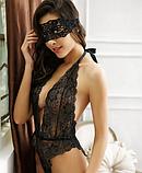 Эротическое белье Сексуальное боди Для ролевых игр Игровой костюм Angelica ( размер М  размер 44 ), фото 2