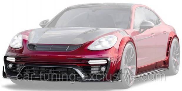 MANSORY Body kit for Porsche Panamera 971