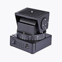 Штатив на радіо управлінні 2х осьова PTZ платформа електрична поворотна з ДУ для відеоспостереження AFI 260