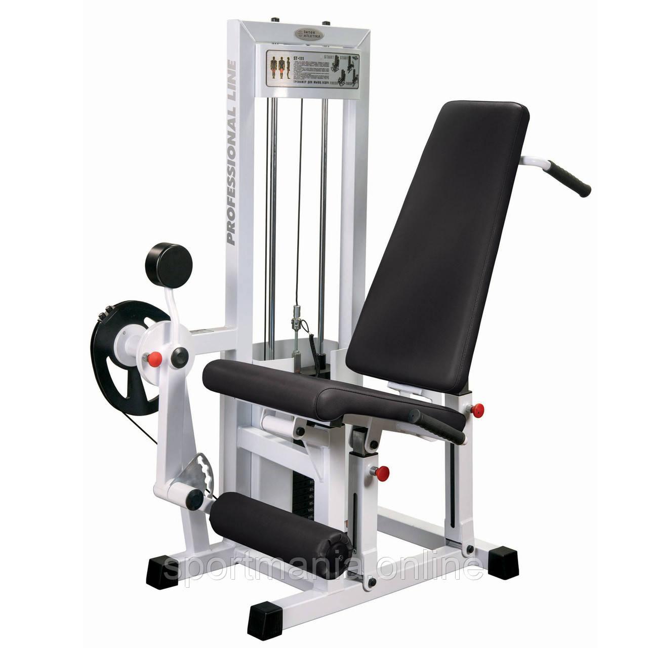 Тренажер для згин./розгин. м'язів стегна (комбінований) InterAtletikGym ST111