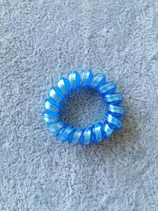 Резинка спиралька для волос, фото 2
