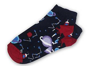 Шкарпетки Neseli Короткі Космос 7091