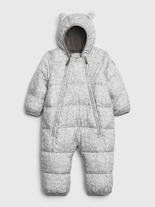 Детский зимний комбинезон-пуховик ColdControl Ultra Max Snowsuit для мальчика