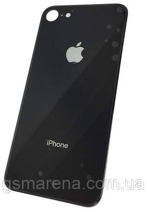 Задняя часть корпуса для Apple iPhone 8 Черный, фото 2