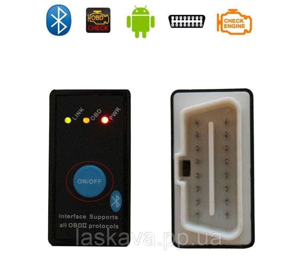 Автомобильный сканер elm327 Автосканер ELM327 Сканер OBD2 Сканер диагностики авто