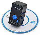 Автомобильный сканер elm327 Автосканер ELM327 Сканер OBD2 Сканер диагностики авто, фото 7