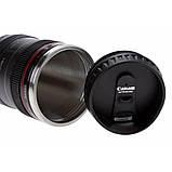 Термокружка Canian у вигляді об'єктива фотоапарата EF 24-105 mm, фото 5