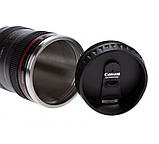 Термокружка Canian у вигляді об'єктива фотоапарата EF 24-105 mm, фото 9