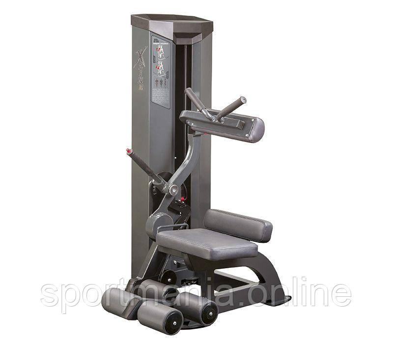 Тренажер для м'язів черевного преса X-RS Line 616