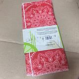 Полотенце подкладка для сушки посуды из микрофибры 29х38 см., фото 2