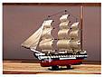 """Великий конструктор Корабель Sluban M38-B0836 """"Фрегат"""", 1118 дет (масштаб 1:170), фото 7"""