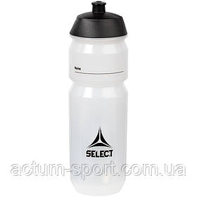 Бутылка для воды SELECT SPORTS WATER BOTTLE (001), белый,0,7 L