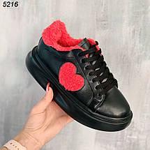 Утепленные кроссовки 5216 (ВБ), фото 2
