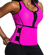Топ корсет для схуднення з ефектом сауни Hot Sweat Body Vest