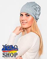 Женская шапка Конверт (разные цвета)