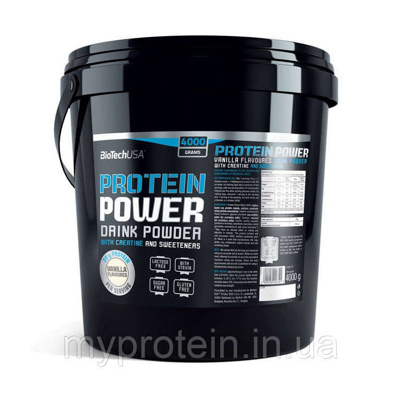 BioTech Протеин Пауер Protein Power (4 kg )