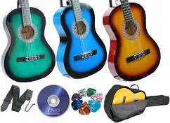 Гитара акустическая детская