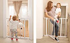 Ворота барьер для детей марка Lionelo 110cm Польша