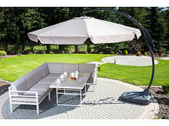 Зонт садовый с подставкой 3,5 м Patio Napoli