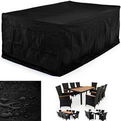 Накрывка тент мебель садовая XXL BAHAMA 8 + 1 308 x 138 x 98 см