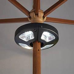 Подставка основа для садового зонта LED LIGHT