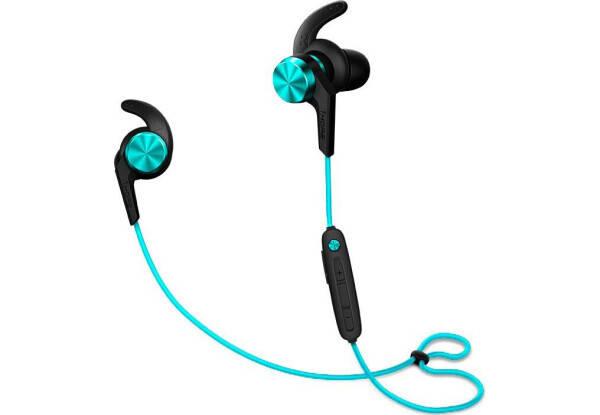 Беспроводные наушники 1MORE iBFree Sport In-Ear Headphones (E1018BT) Blue Витрина, фото 2