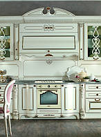 Кухня ольха классика