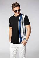 Мужская брендовая футболка арт. 85-53