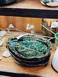 Керамическая тарелка Leaf, фото 3