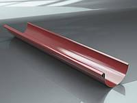 Желоб металлическая RAIKO 150 мм (2м / 4м) Металлическая водосточная система Райко