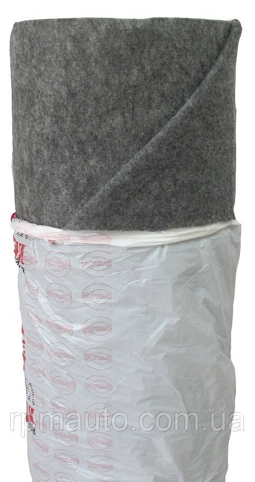 Карпет для Авто Ultimate Серый 1,4 м Ковролин Автоковролин Ткань для Обшивки Салона Потолка Автомобиля