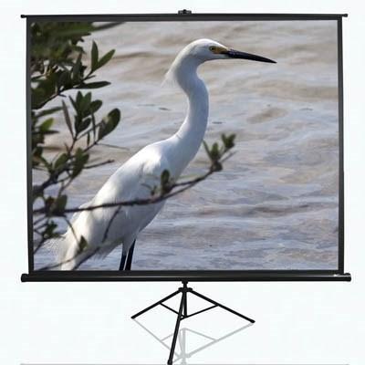 """Екран мобільний на тринозі 84"""" Elite Screens (T84UWV1)"""