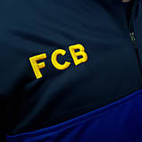 "Кофта ""ФК Барселона"" Кофта ""ФК Барселона"" с логотипом нашивкой клуба и вышивкой FCB, фото 7"