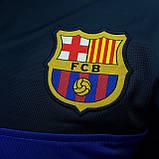"Кофта ""ФК Барселона"" Кофта ""ФК Барселона"" с логотипом нашивкой клуба и вышивкой FCB, фото 8"