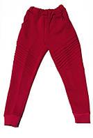 Теплі спортивні штани на флісі на дівчинку, 110см