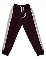 Теплі спортивні штани на флісі на дівчинку, 128см