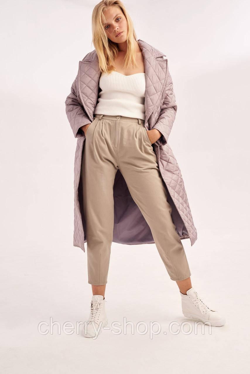 Стильные женские брюки из 100 % коттона