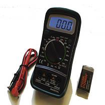 Портативний цифровий мультиметр MAS 830L, фото 2