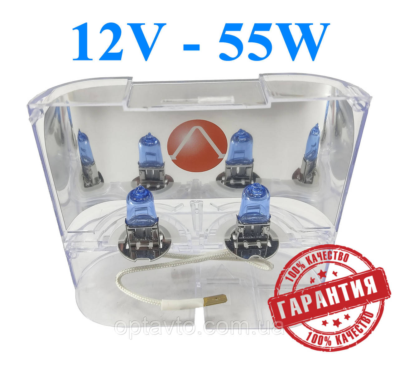 Xenon Vision Лампы H-3 12V 55W P14,5S NLXV Лампы с эффектом ксенона Cool Blue Intense + 30%
