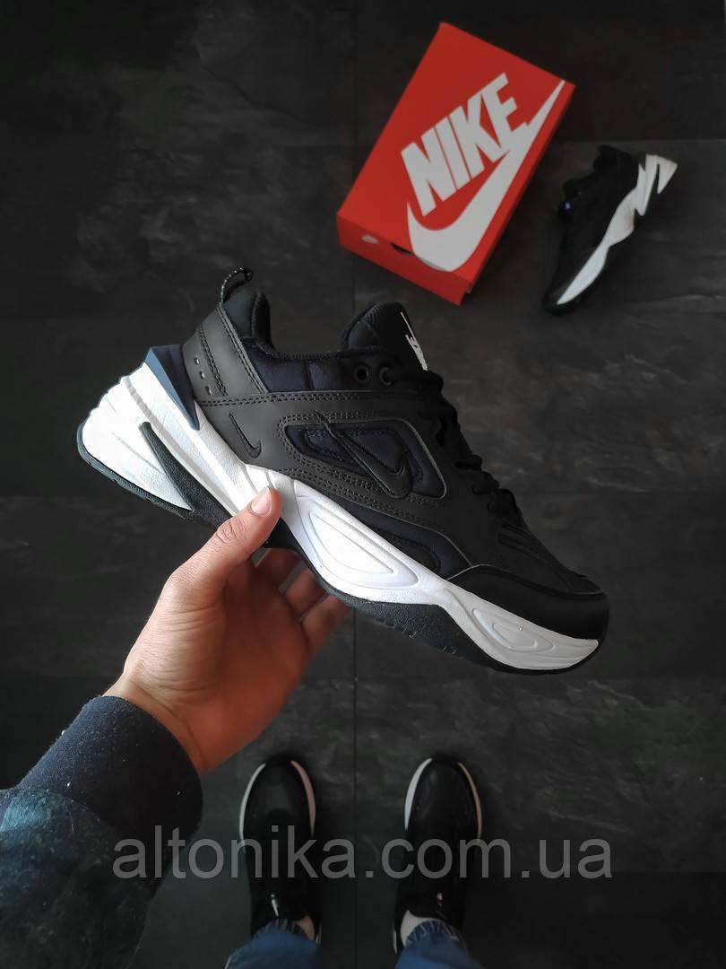 42р-26,5 см. Кроссовки Nike M2K Tekno Черный black. NK1-2-4145
