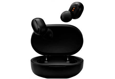 Беспроводные наушники Xiaomi Redmi AirDots Black, фото 2