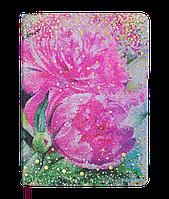 Ежедневник датированный Buromax 2021 Cherie A5 розовый