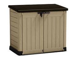 Сундук для хранения KETER Store-It-Out-MAX 1200 шкаф.