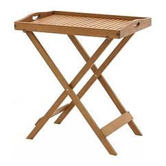 Стол поднос ALAND деревянный