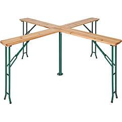 Барный стол Quattro - сложенный