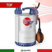 Дренажный насос для воды Pedrollo TOP 2 (Италия)