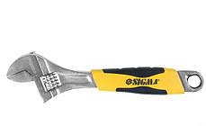 Ключ разводной Sigma 4101021 200мм CrV