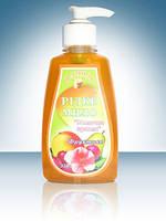"""Жидкое мыло """"Молочная капля"""" с ароматом фруктов"""