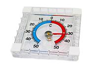 Термометр уличный механический на липучке From Factory 7.5 x 7.5 см