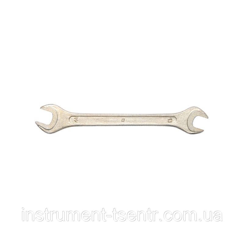 Ключ рожковый Sigma 6025121 10*12мм БЕЛАРУСЬ